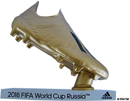 adidas Golden Boot Award